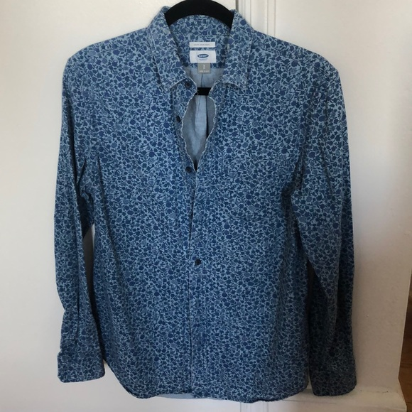 Old Navy Other - Old Navy small floral button down